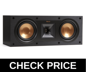 Klipsch R-25C Center Channel Speaker Review