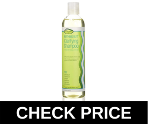 Nothing But kaka Clarifying Shampoo Review