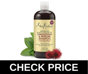 Shea Moisture Clarifying Shampoo Review