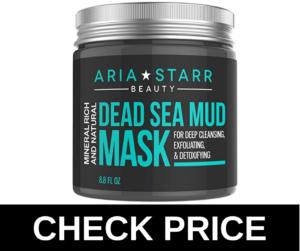 Aria Starr blackhead remover mask review