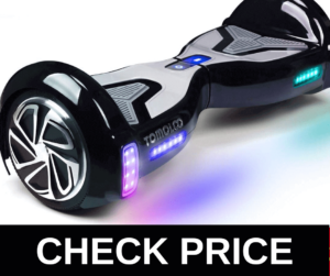 TOMOLOO Hoverboard Review and Guide